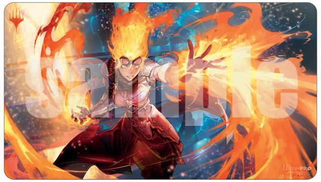 Ultra Pro - MTG War of the Spark Japanese Alt Art Chandra