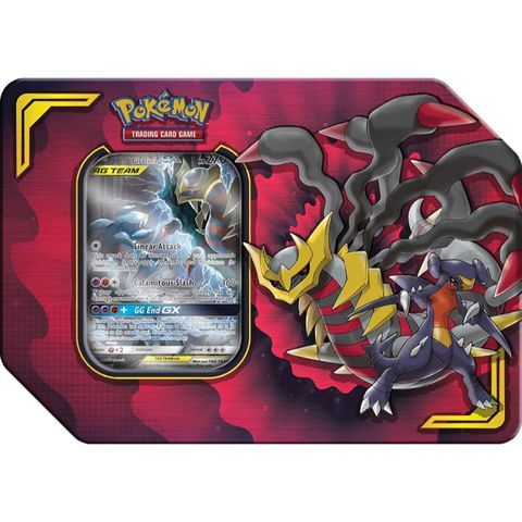 Power Partnership Tin - Garchomp & Giratina GX