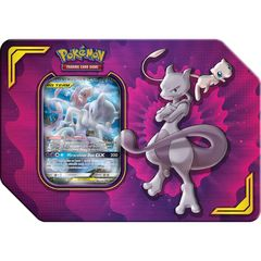 Power Partnership Tin - Mewtwo & Mew GX on Channel Fireball