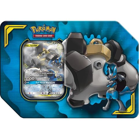 Power Partnership Tin - Lucario & Melmetal GX