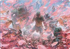 Winds of Abandon (Art Series)