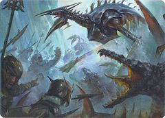 Mirrodin Besieged - Art Series