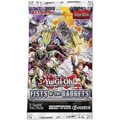Fists of the Gadgets 1st Edition Booster Pack