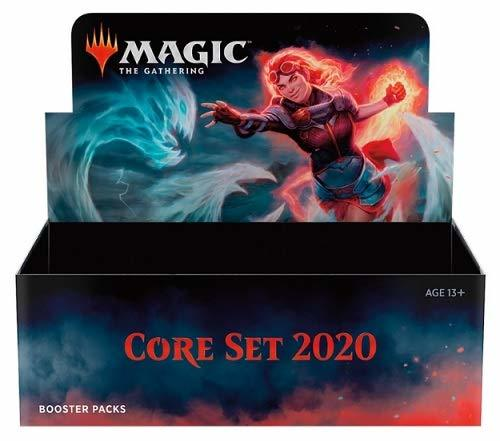 Core Set 2020 Booster Box  (Does not contain Buy-a-Box promo)