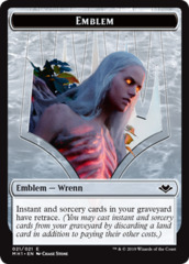 Emblem - Wrenn and Six - Foil