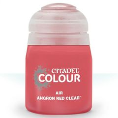 Air: Angron Red Clear (24ml) (6-Pack)