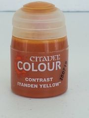 Contrast: Iyanden Yellow (18ml) (6-Pack)