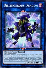 Dillingerous Dragon - DANE-EN041 - Common - Unlimited Edition