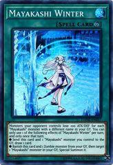 Mayakashi Winter - DANE-EN057 - Super Rare - Unlimited Edition