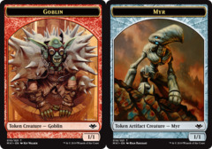 Goblin Token // Myr Token
