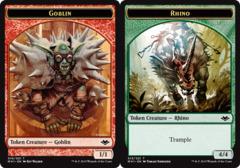 Goblin Token // Rhino Token