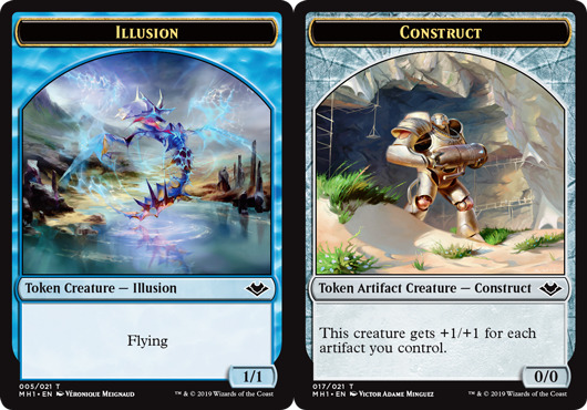 Illusion Token // Construct Token