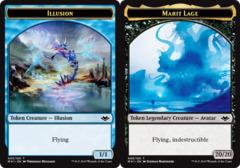 Illusion // Marit Lage Token