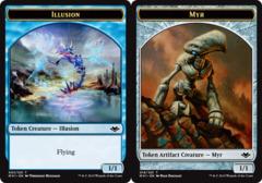 Illusion Token // Myr Token