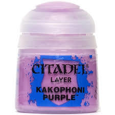 Layer: Kakophoni Purple (12ml)