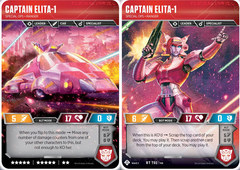 Captain Elita-1 // Special Ops Ranger