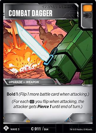 Combat Dagger