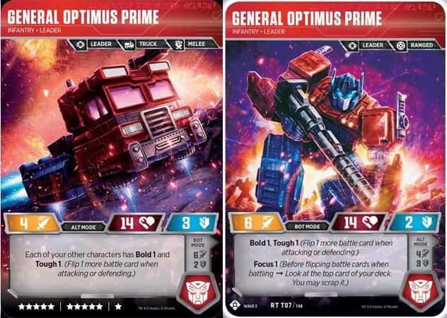 General Optimus Prime // Infantry Leader