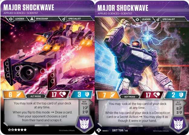 Major Shockwave // Applied Sciences Scientist