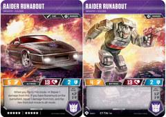 Raider Runabout // Infantry Soldier