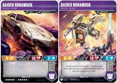 Raider Runamuck // Infantry Soldier