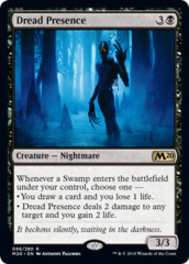 Dread Presence - Foil