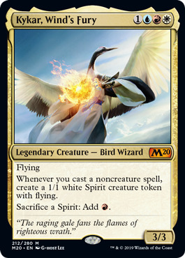 Kykar, Winds Fury