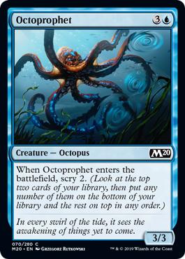 Octoprophet - Foil