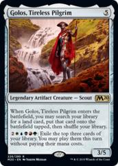 Golos, Tireless Pilgrim - Foil