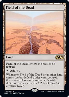 Field of the Dead - Foil