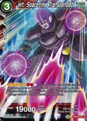 Hit, Spacetime Transcended - EX06-04 - EX - Foil
