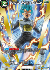 Vegeta, Energy Absorber - EX06-09 - EX - Foil