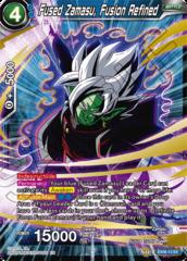 Fused Zamasu, Fusion Refined - EX06-13 - EX - Foil
