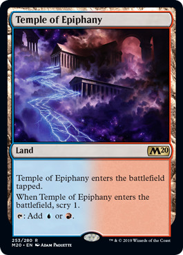 Temple of Epiphany - Foil