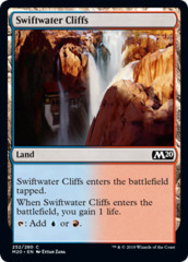 Swiftwater Cliffs - Foil