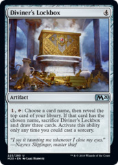 Diviner's Lockbox - Foil