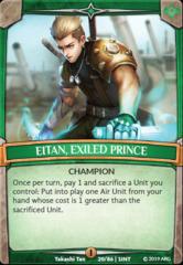 Eitan, Exiled Prince