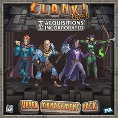 Clank! Legacy Acquisitions Incorporated - Upper Management Pack