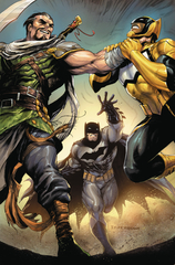 Batman And The Outsiders #5 Yotv (STL130018)