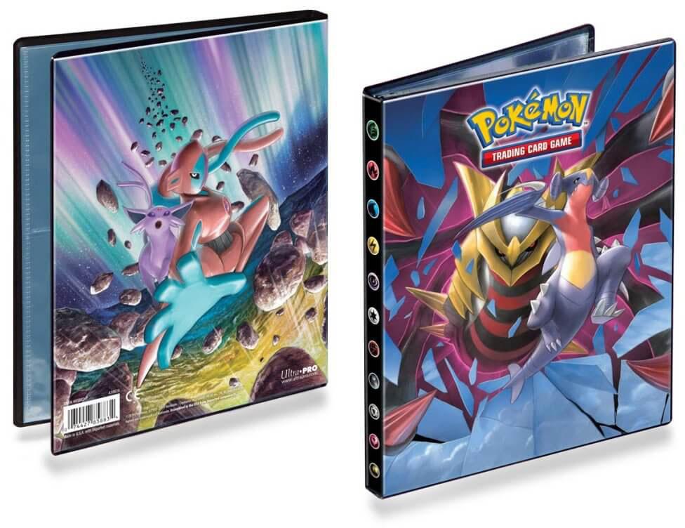 Ultra Pro 4-Pocket Portfolio Pokemon Unified Minds