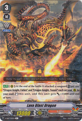Lava Blast Dragon - V-EB07/020EN - R