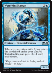 Waterkin Shaman - Planeswalker Deck Exclusive