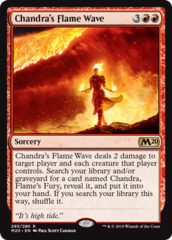 Chandra's Flame Wave - Planeswalker Deck Exclusive