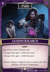 Gloom Oligarch - Foil