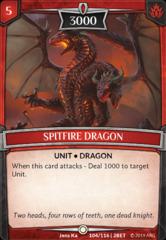 Spitfire Dragon - Foil