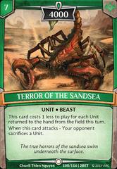 Terror of the Sandsea