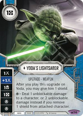 Yodas Lightsaber