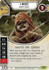 Wicket - Crafty Scout