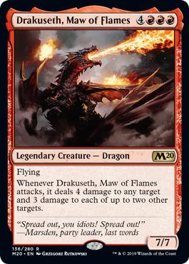 Drakuseth, Maw of Flame