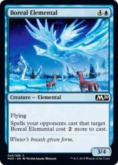 Boreal Elemental - Foil